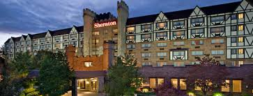 "THE FRAMINGHAM SHERATON: ""CASTLE"" BY THE TURNPIKE"